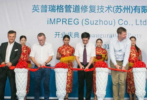 impreg-opening-production sites in-china-suzhou