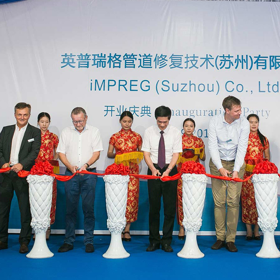 impreg-opening-production sites in-china-suzhou