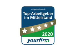 Karriere impreg Auszeichnung Top Arbeitgeber Tübingen