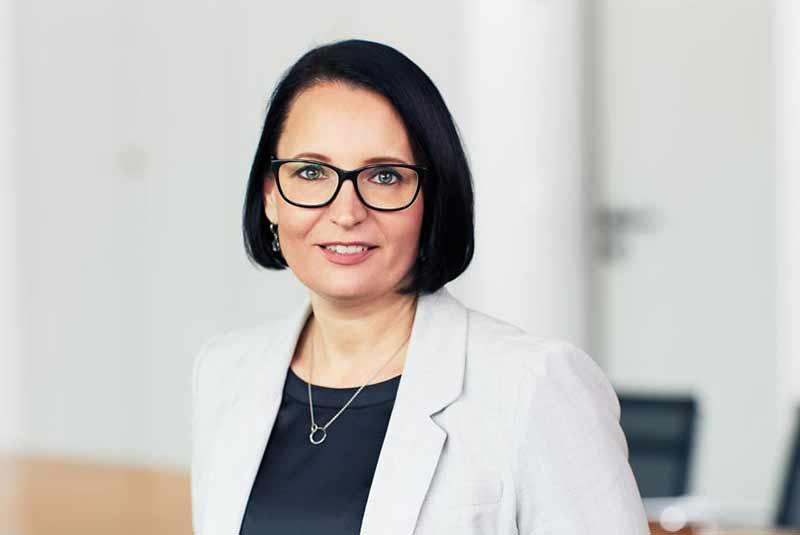 Katrin Letzgus-Danhach Geschäftsleitung und Vertriebsleitung IMPREG