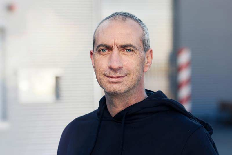 Anwendungstechniker bei IMPREG Michele Intrano