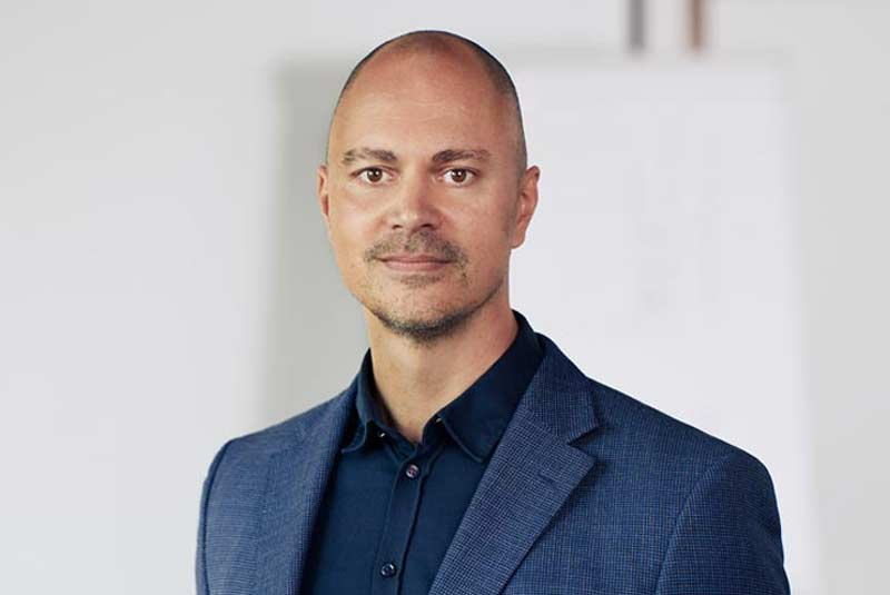 Andreas Gehring Commercial Manager IMPREG