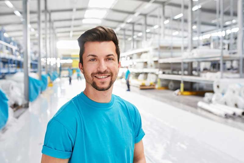 Bewerben bei IMPREG - Jobs und Stellenangebote in der Produktion