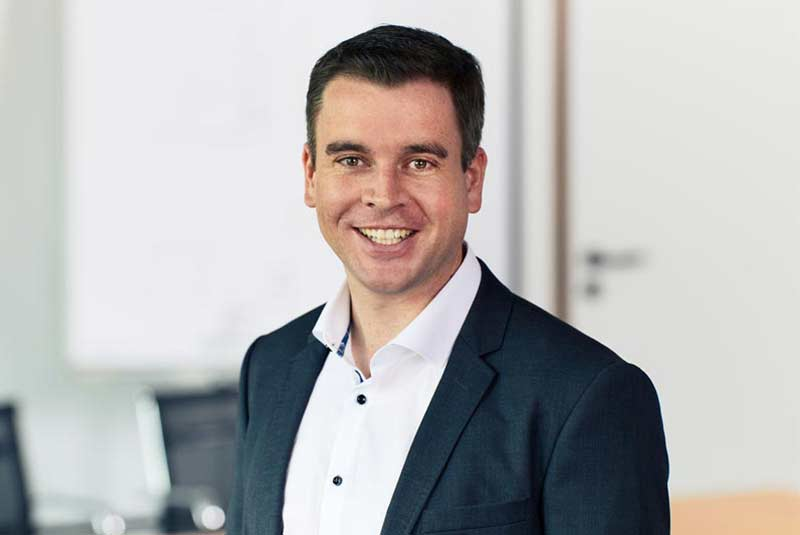 Christian Pfaff Sales Manager DACH IMPREG