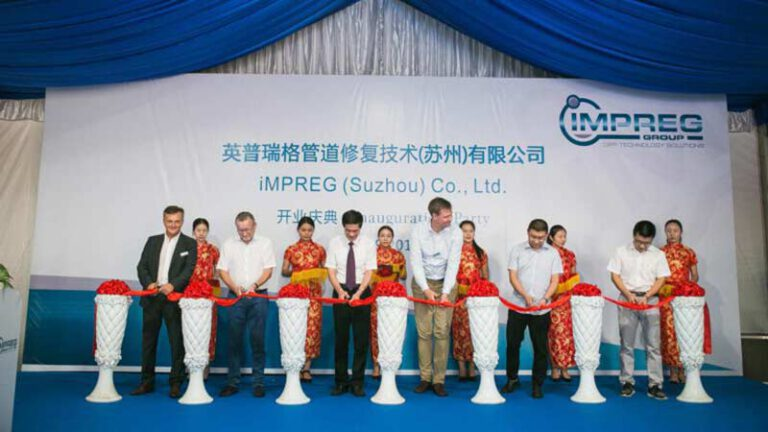History 2017 Opening of the production site in China