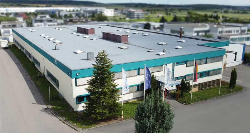 IMPREG production site Gärtringen Germany