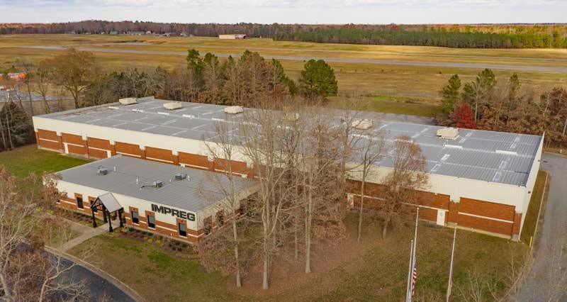 IMPREG production sites here USA