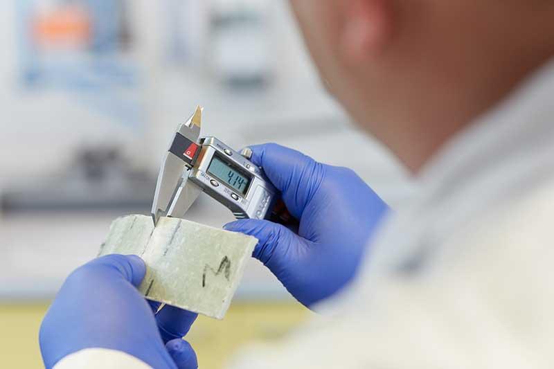 Kontrolle und SIcherstellung von Qualität unserer modernen Technologie
