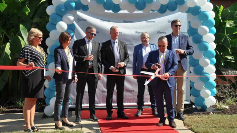 Opening of the IMPREG production site in the USA 2019