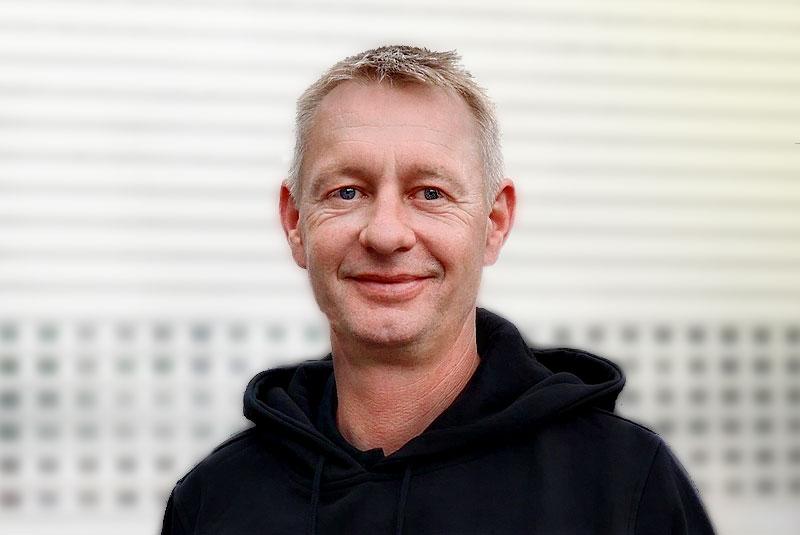 Anwendungstechniker Hagen Hermann bei IMPREG GmbH