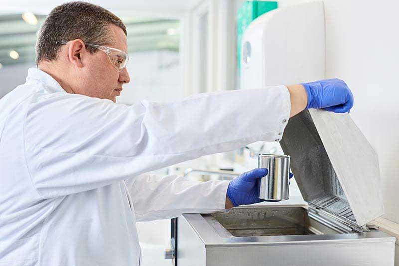 Technologie- und Entwicklungsarbeiten am IMPREG Produktionsstandort Ammerbuch