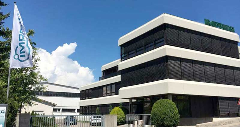 Headquarters IMPREG Germany - Cipp liner manufacterer location in Ammerbuch