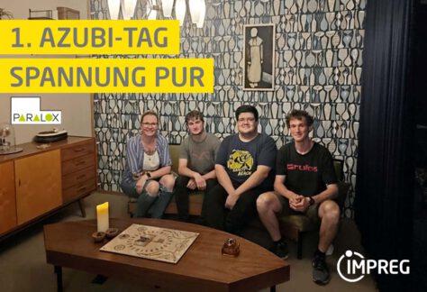 IMPREG Azubi-Tag im Paralox Reutlingen
